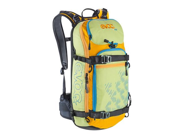 EVOC FR Pro Backpack Women 20l M/L yellow